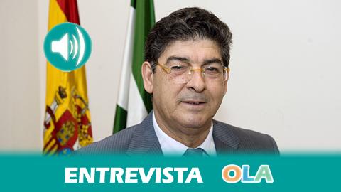 """""""La reforma de la administración local va a afectar muy negativamente a nuestra comunidad autónoma y con toda seguridad va a ser recurrida ante el Tribunal Constitucional», Diego Valderas, vicepresidente andaluz"""