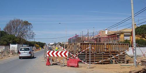 Finaliza la remodelación de la Estación Depuradora de Aguas Residuales de la localidad onubense de Mazagón