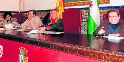 El voto de calidad de la alcaldesa de Fuente Obejuna hace posible aprobar los presupuestos para 2014