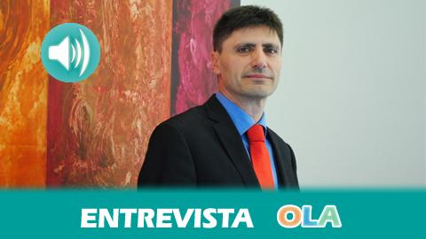 «La banca ética garantiza transparencia, rentabilidad de mercado y social para sus ahorradores», José Antonio Carbonell, director regional de la Zona Sur de Triodos Bank