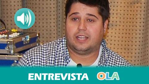 «Si no se cambian las políticas actuales, no habrá relevo generacional posible en el campo», Toño Romé, responsable de Juventudes de COAG
