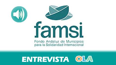 «La mayoría de las ideas emprendedoras de las personas inmigrantes que atendemos se centran en el sector servicios», Yolanda Ramírez, coordinadora proyecto 'Detrás del umbral' en FAMSI