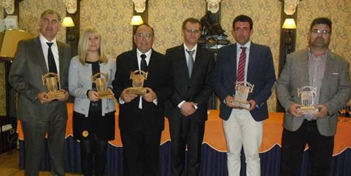 Los Premios bianuales de Radio Castro FM reconocen a Luis Viudez Aranda, director de la emisora municipal, como Ciudadano castreño del Año
