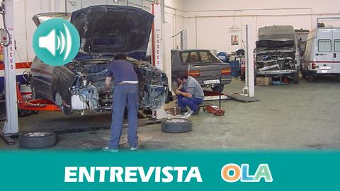 «Siempre que arreglemos nuestro vehículo en un taller tenemos que exigir la factura para después poder reclamar», Flor Álvarez, jefa del servicio provincial de Consumo de la Junta de Andalucía en Huelva