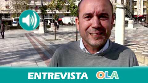 «La salida de la llamada crisis solo podrá producirse de manera sostenida si se basa en la igualdad y con un reparto más equitativo de las riquezas», Valentín Vilanova, delegado de Intermón Oxfam en Andalucía