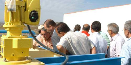 El Ayuntamiento del municipio granadino de Benalúa anuncia que pondrá en marcha por sí solo la potabilizadora tras años esperando la actuación de la Diputación provincial