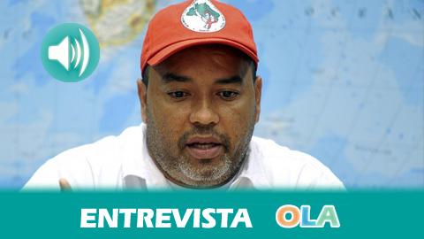 «El capital internacional y las empresas transnacionales dominan completamente la agricultura brasileña», Alexandre Conceiçao, integrante de la Coordinación Nacional del Movimiento Sin Tierra