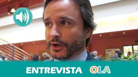 «En Andalucía hace falta un anteproyecto de ley que regule las nuevas actividades, las nuevas plataformas y modelos de negocio sin barreras», Enrique Tapias, director general del grupo Genera Mobile