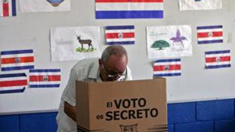 Costa Rica y El Salvador tendrán una segunda vuelta después de que miles de salvadoreños y costarricenses se expresaran en las urnas para elegir a sus respectivos presidentes para los próximos años