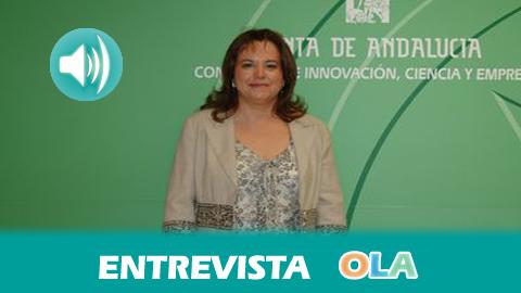 «Hay que promover la conciencia ciudadana de la reclamación ante fraudes como el de la manipulación del Euribor», María Victoria Román, directora de la Agencia en Defensa de la Competencia de la Junta de Andalucía
