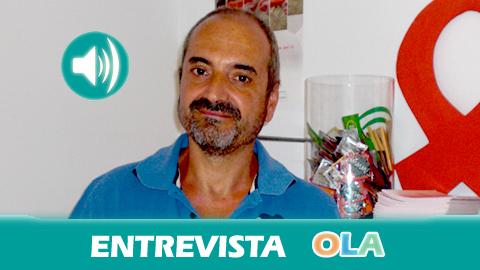 «Aunque no hay cura para el VIH, con los tratamientos actuales se puede tener una vida normal y evitar nuevas transmisiones», Diego García, director de ADHARA