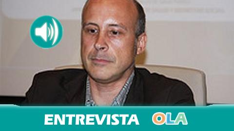 «Han pasado muchos ministros y muchas leyes pero la situación de la Frontera Sur sigue siendo prácticamente la misma», Mikel Araguás, secretario general de Andalucía Acoge