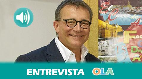 «Publicar una revista digital con los encantos de la provincia es una forma de salir de la rutina y llegar a mucha gente a través de la innovación», Jordi Martí, gerente del Patronato de Turismo de Huelva