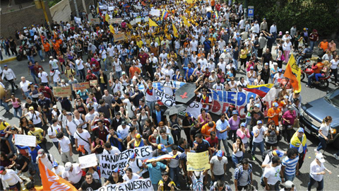 En Venezuela, el Gobierno anuncia plan de desarme y pacificación en el estado Táchir