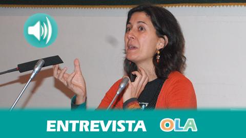 «Sería injusto que el dinero recaudado con las tasas de transacciones financieras sirvan para pagar el déficit de los países», Lara Contreras, portavoz de Tasa de Transacciones Financieras de Intermón Oxfam
