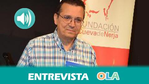 «Resucitar la construcción en Andalucía va a suponer el descontrol en el crecimiento y la especulación», Rafael Yus, integrante de la Red Nueva Cultura del Territorio