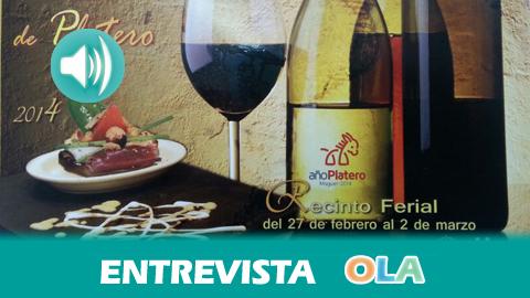 «La feria gastronómica ´Ciudad de Platero´ es la mejor tarjeta de visita para Moguer y vamos a dar lo mejor de nuestra ciudad», José Antonio Rodríguez, concejal de Turismo de Moguer