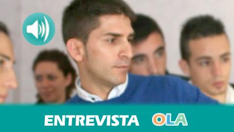 «La reforma local ataca a la autonomía local y a los municipios pequeños que son los más afectados», Juan Luis Villalón, teniente alcalde de Casares (Málaga)