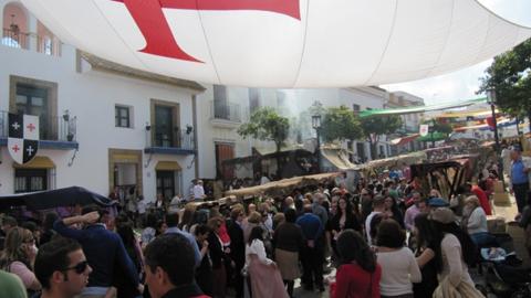 Palos de la Frontera se prepara para la Feria Medieval del Descubrimiento que se celebrará los próximos 15 y 16 de marzo