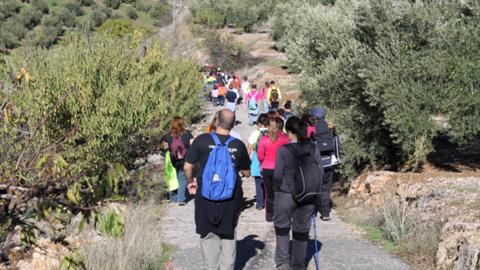 La asociación «Caminos Libres de la Sierra Sur» del municipio jiennense de Alcalá la Real solicita a la Junta de Andalucía un registro de vías libres