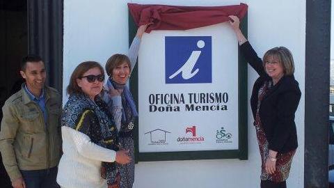 Doña Mencía pone en marcha nuevas iniciativas turísticas que incluyen un centro cicloturísta, una oficina de turismo y la ruta «Rincones con Encanto»