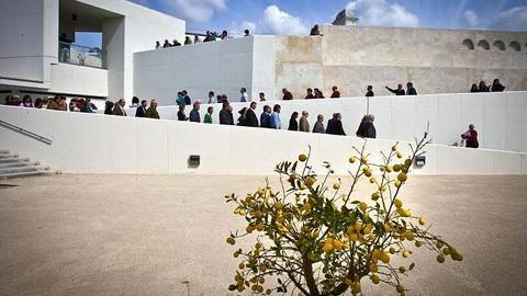 Conil de la Frontera restaura el antiguo centro de despiece y salazón del atún «La Chanca» de alto valor etnográfico para que acoja una biblioteca y un museo
