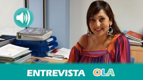 «Proponemos hacer más partícipes a los agentes públicos y privados para cubrir las necesidades de los barrios en la tarea de inclusión de población inmigrante», Mari Carmen García, coordinadora de Proyectos Intervención Social CODENAF