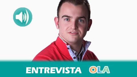 «Hay que inculcar a la juventud la importancia de adoptar también valores de salud gracias a la alimentación y el deporte», David Rodríguez, concejal de Juventud de La Algaba (Sevilla)