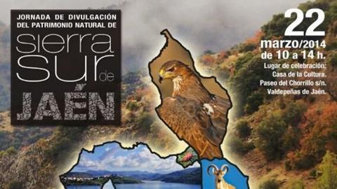 La Sierra Sur de Jaén celebra mañana 22 de marzo la Jornada de Divulgación del Patrimonio Natural en la Casa de la Cultura de Valdepeñas de Jaén