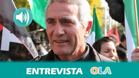 «Las movilizaciones del sábado han sido un éxito de la mayoría social que refleja el rechazo a las políticas antidemocráticas del Gobierno central», Diego Cañamero, portavoz SAT
