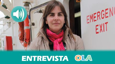 «Los responsables políticos españoles y europeos deben apostar por la pesca artesanal para garantizar el futuro social, económico y medioambiental de la pesca», Elvira Jiménez, responsable de la Campaña de Océanos de Greenpeace