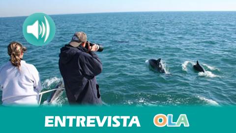 «El Estrecho de Gibraltar es uno de los puntos más ricos en cuanto a biodiversidad del planeta», David Alarcón, responsable de Comunicación de CIRCE