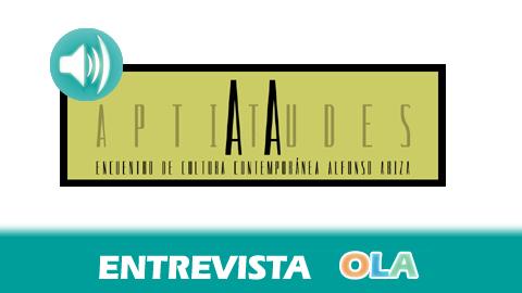 «El valor añadido de esta actividad es que son los vecinos, vecinas y colectivos de La Rambla los que nos enseñan la ciudad», Juan López, comisario del proyecto cultural 'Aptitudes 2013'
