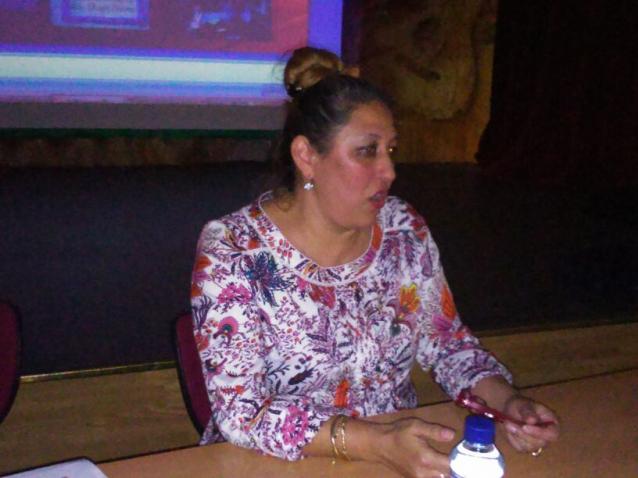 II SEMINARIO SOBRE CULTURA GITANA ROMANÍ: «La visión que se ofrece del pueblo gitano desde los medios de comunicación está sistemáticamente distorsionada», Dolores Fernández, Asociación de Mujeres Gitanas ROMÍ