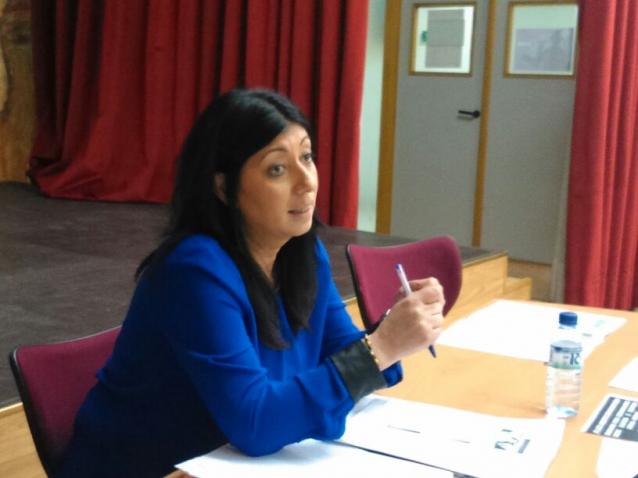 II SEMINARIO SOBRE CULTURA GITANA-ROMANÍ: «La educación es la llave y el trabajo es la puerta de la inserción laboral del pueblo gitano», Francisca Cortés, Fundación Secretariado Gitano