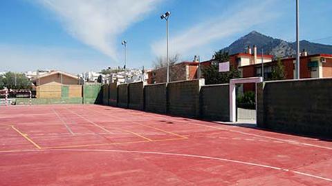 Se reabre en abril de forma gratuita la pista multideporte del antiguo Polideportivo Municipal de Rute con mejoras en sus instalaciones