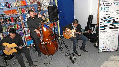 La II edición del Ciclo de Jazz de Mazagón reivindica la importancia de este estilo musical como instrumento para ayudar al entendimiento entre culturas