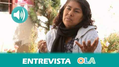 «En Perú, a pesar de que hay una política nacional de lucha contra la violencia machista, no es un mandato generalizado» Lourdes Sandoval, responsable de Proyectos de Calandria