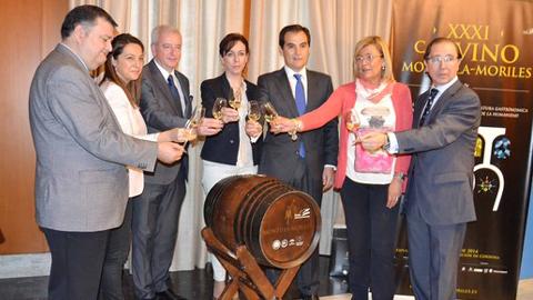 La XXXI Cata del Vino Montilla-Moriles que se celebrará a finales de este mes de abril se suma al programa de la Capitalidad Iberoamericana de la Cultura Gastronómica