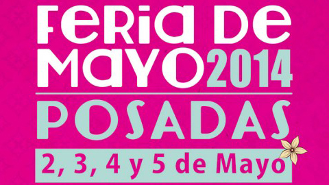 Posadas presenta el cartel y el programa de su tradicional Feria de Mayo con multitudes de actuaciones musicales, un paseo de caballos y un día del niño en las atracciones