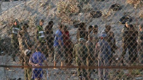 El barrio malagueño de Palma Palmilla por medio de la Mesa de Inmigrantes del Plan Comunitario Proyecto Hogar pide un trato digno para las personas inmigrantes en las fronteras de Ceuta y Melilla