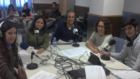 EMA-RTV formará este fin de semana a 30 jóvenes andaluces en el manejo de herramientas radiofónicas en el II Taller de Radio para Jóvenes de esta edición 2014