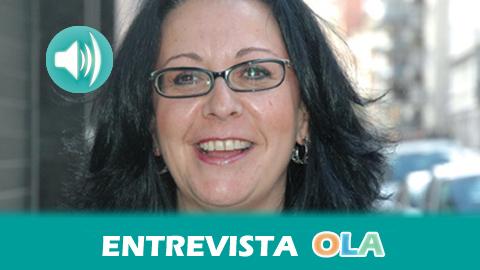 «Es necesario llevar a cabo un estudio para hacer una reforma integral del sistema fiscal al que está sometido el autónomo», Inés Mazuela, secretaria general de la Unión de Profesionales y Trabajadores Autónomos en Andalucía, UPTA