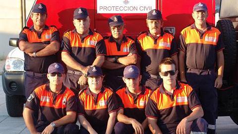 Aumenta el número de personas bajo el rango de cobertura de las agrupaciones de voluntarios de Protección Civil en la provincia de Córdoba, situándose en más de 715.000