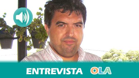 «La precariedad actual provoca que los trabajadores dejen a un lado la salud laboral para tener unos ingresos mínimos que garanticen la supervivencia», Miguel Montenegro, secretario general de CGT Andalucía