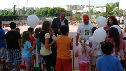 El centro escolar 'Gloria Fuertes' de San Roque será remodelado gracias a una inversión de la Junta de Andalucía de 160.000 euros