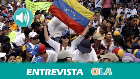 """""""Hay voluntad de diálogo y consenso entre el Gobierno venezolano y la oposición, eso es lo más importante en estos momentos para calmar la tensión en el país"""", Ernesto Silva, historiador venezolano"""