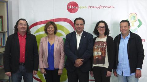 11 proyectos laborales compiten en el I Concurso de Ideas Ecoinnovadoras de San Juan del Puerto, donde se busca potenciar el emprendimiento con la ayuda de las nuevas tecnologías y desde un enfoque sostenible con el medioambiente