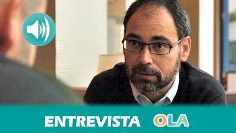 «Es imposible apostar por una fórmula distinta a la de la austeridad dentro del marco de la Unión Europea», Alberto Montero, profesor de Economía Aplicada de la Universidad de Málaga