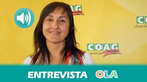 «La crisis está llevando otra vez a las mujeres a las casas para ser cuidadoras», Inmaculada Idañez, presidenta de la Confederación de Mujeres del Medio Rural